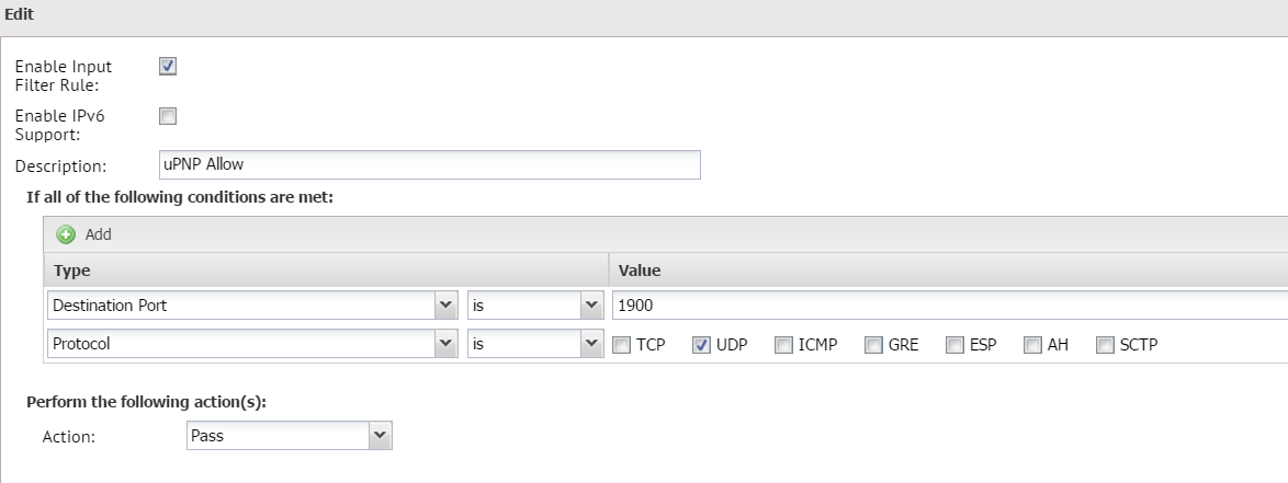 UPnP with QNap - Page 2